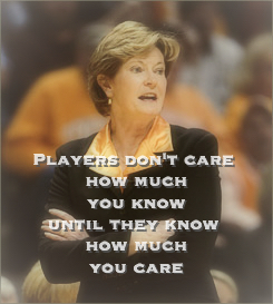 Pat Summitt Quote